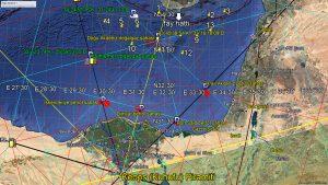 Doğu Akdeniz Petrol rezerv bölgeleri